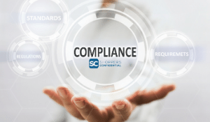 Compliance with Shoppers Confidential