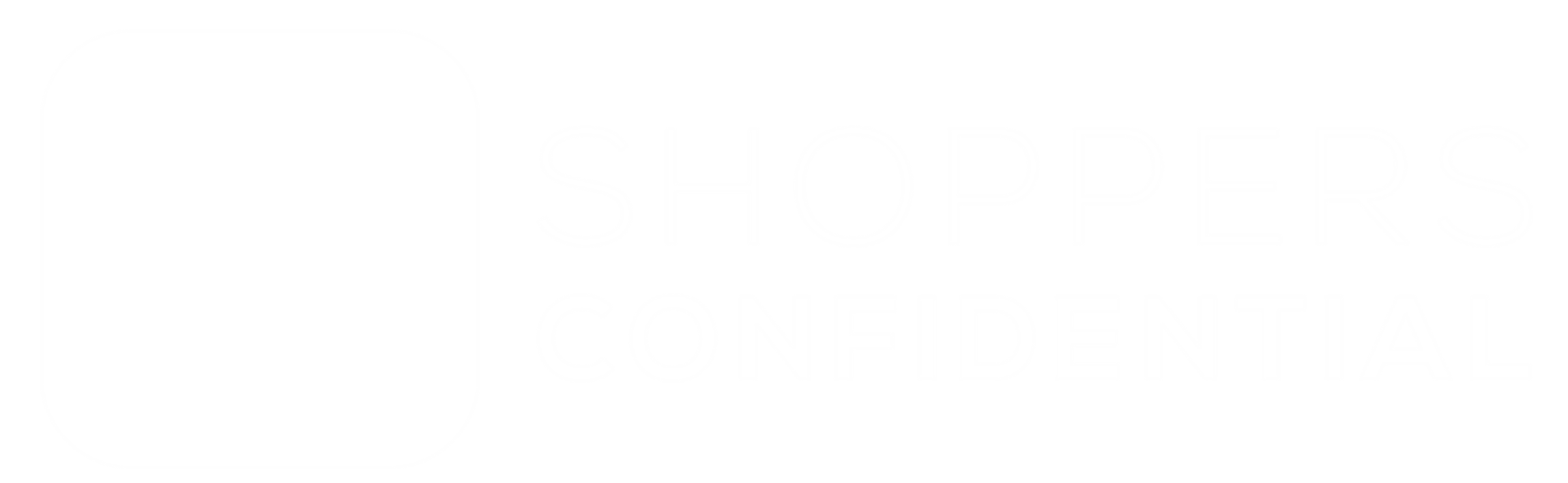 Shoppers Confidential